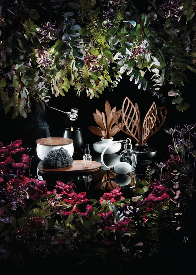 NEW • The Five Seasons by Alessi